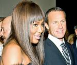 Naomi Campbell was frightened cold