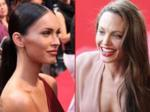 Angelina Jolie embroiled with Megan Fox